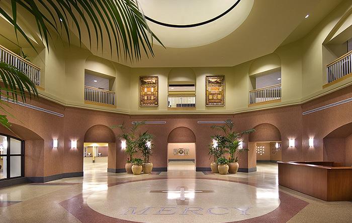 Mercy Gilbert Medical Center Moon Mayoras Architects Inc
