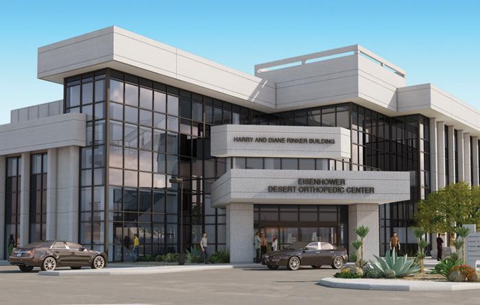 Desert Orthopedic Center Expansion And Renovation Moon Mayoras